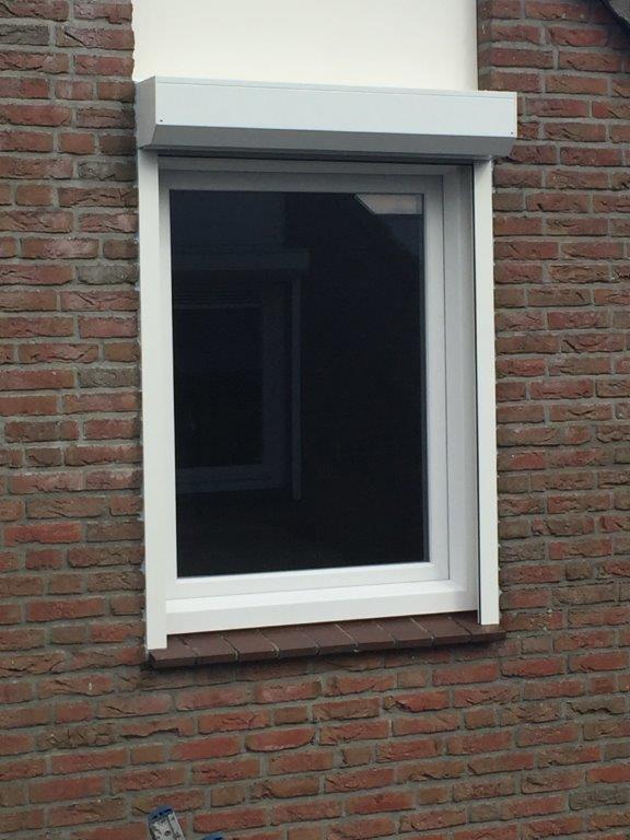scherm isolatie lichtstraat